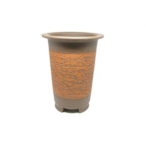 Tokoname Cascade Brun / Orange S15 / M17 / L19 cm