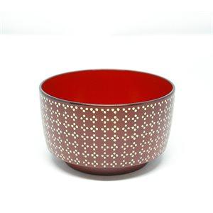 Bowl 500 ml Red - Floret