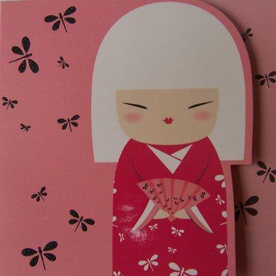 Kimmidoll - Kazuko - Carte