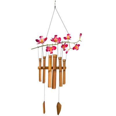 """Carillon en bambou - Cherry Blossom 33"""""""