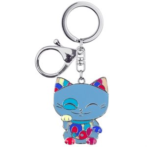 Mani The Lucky Cat - Porte-clés Charms - MGK016