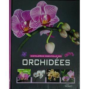 Encyclopédie essentielle des orchidées
