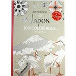 Coloriage créatif - Japon Art-Thérapie