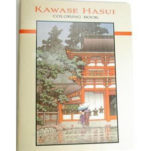 Coloriage créatif - Kawase Hasui