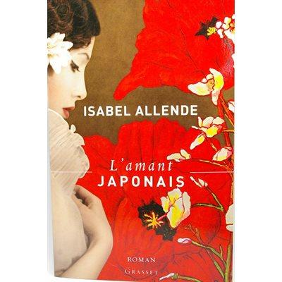 L'amant Japonais - Isabel Allande