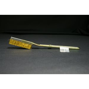 Brush brass 210 mm