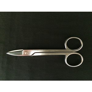 Coupe-fil et ciseau feuille mini 120 mm Stainless