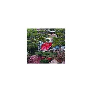 Carte - Jardin japonais Monaco