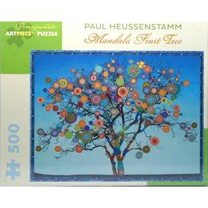 PUZ Heussenstamm - Arbre Fruits - 500 mcx