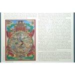 PUZ Roue de la vie Tibétaine - 1000 mcx