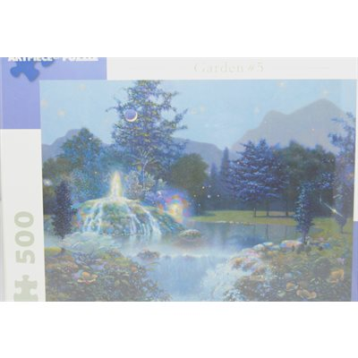 PUZ McReynolds - Garden Fountain - 500 mcx