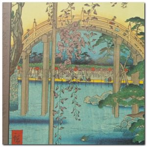 Carnet d'adresses - Hiroshige