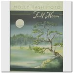 Card - Box of 10 cards - Full Moon M. Hashimoto