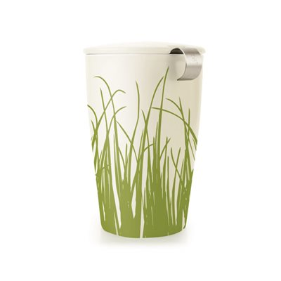 Tasse avec infuseur - Grass